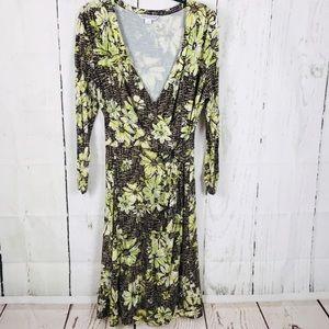 Pendleton Floral Breezeway dress size s